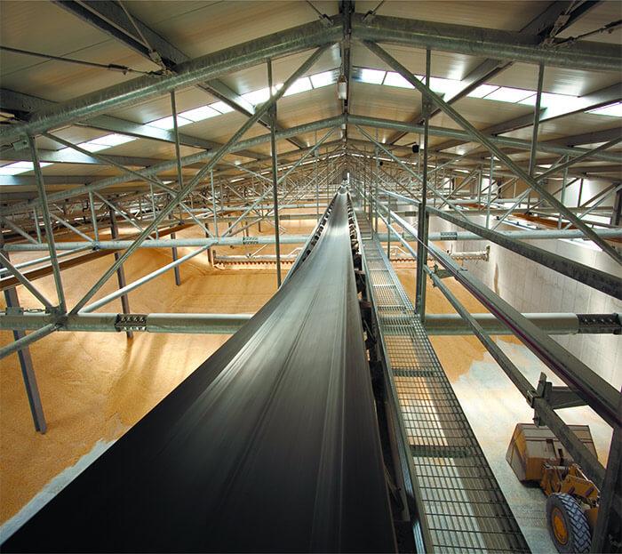 Элеватор напольное хранение оборудование для элеваторов и зернохранилищ